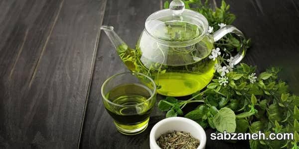 شیوه کشت و فرآوری چای سبز