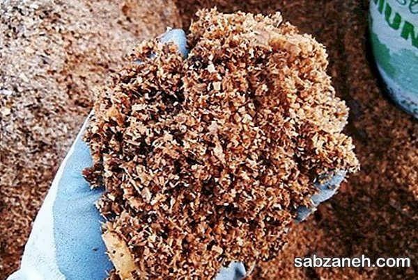 شیوه ساخت کود با خاک اره